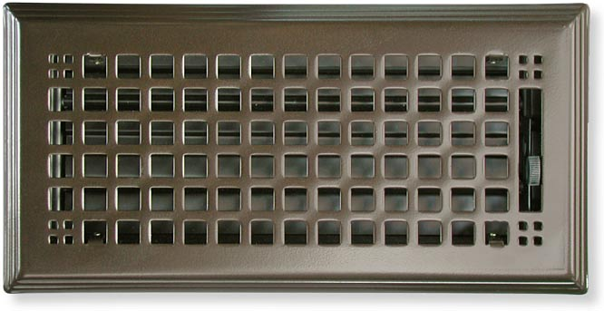 Craftsman Vent Cover In Oil Rubbed Bronze