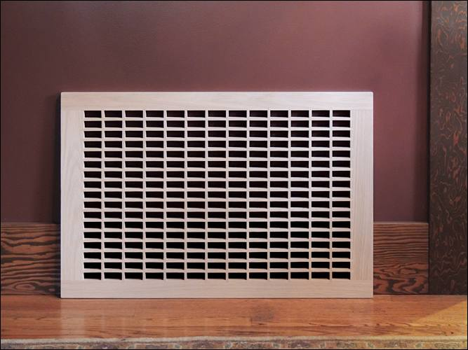 Eggcrate Cold Air Return Vent Cover