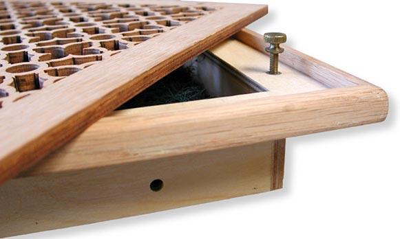 geometric cold air return vent cover. Black Bedroom Furniture Sets. Home Design Ideas