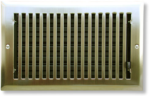 Mission Antique Brass Vent Cover