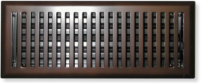 Mission Oil Rubbed Bronze Vent Cover